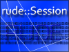 RudeSession™ Logo